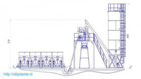 Бетонный завод УРАЛ-Бетон-30-ДК24-900