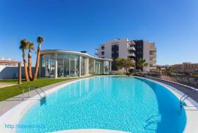 Современные квартиры в Вилламартин в закрытой резиденции Испания